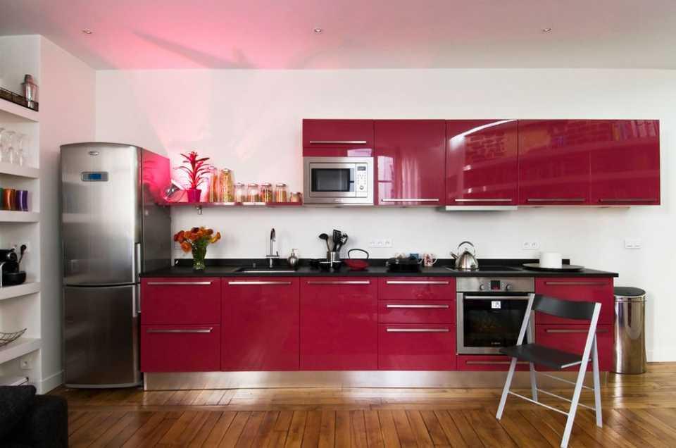 Какой материал лучше всего подойдет для кухни?
