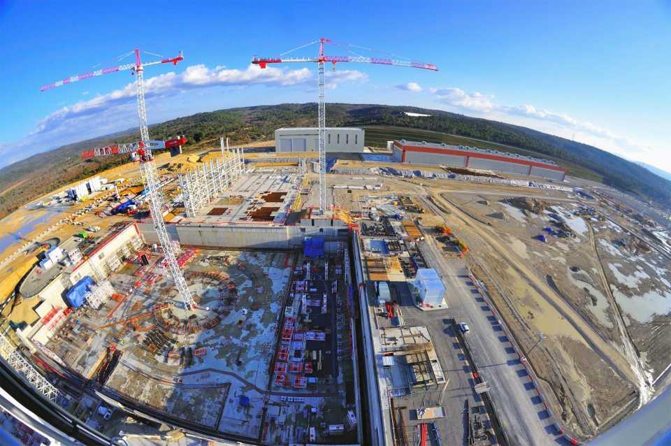 Начальный этап строительства – подготовка стройплощадки