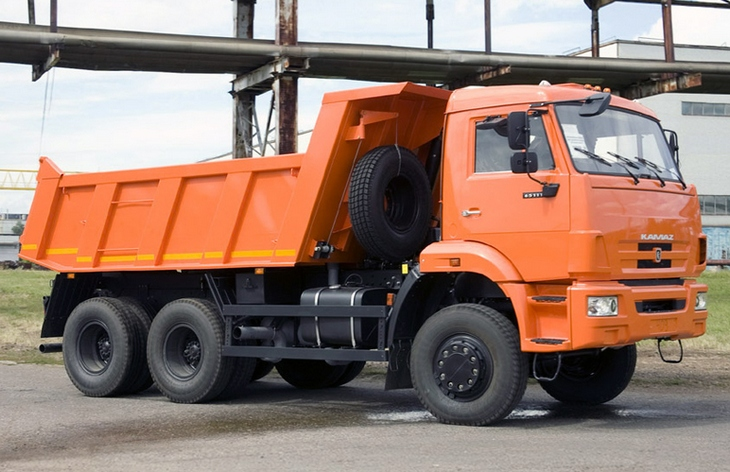 КАМАЗ-65111