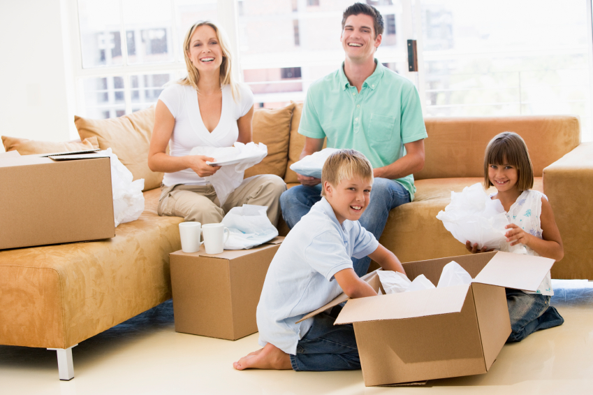 Как закончить квартирный переезд всего за день