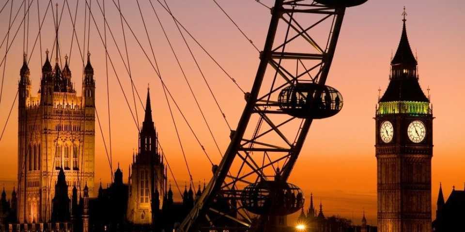 Три крупных строительных проекта, осуществляемых в Лондоне
