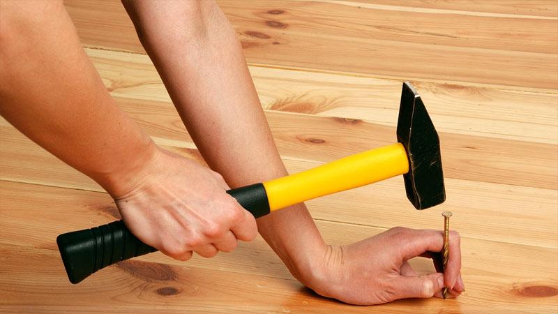 Как сделать деревянные полы снова новыми