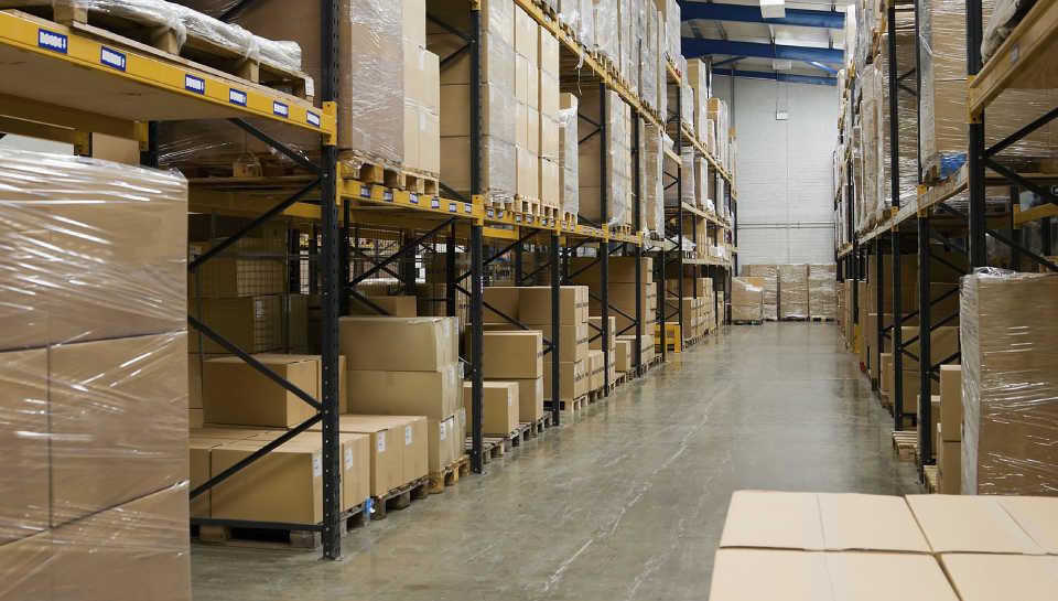 Советы по ремонту складского помещения