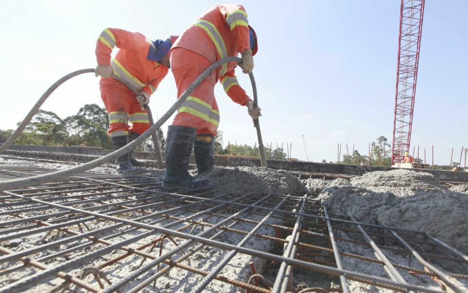 """Компания """"Стандарт-Бетон"""": продажа бетона для строительства в Чехове"""