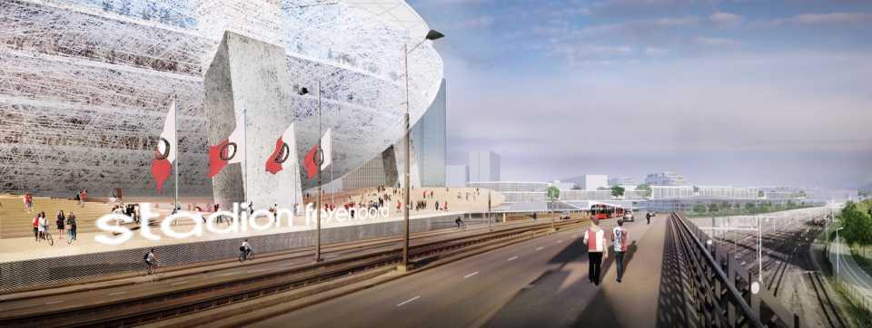 Созданный OMA план района Feyenoord City обещает преобразить южный Роттердам
