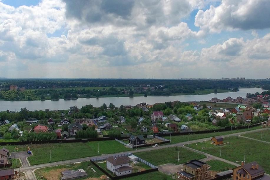 Коттеджные поселки по Ярославскому шоссе