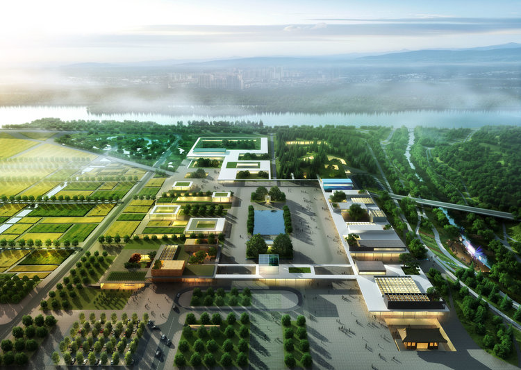 Канадская студия займется преображением административной столицы Южной Кореи