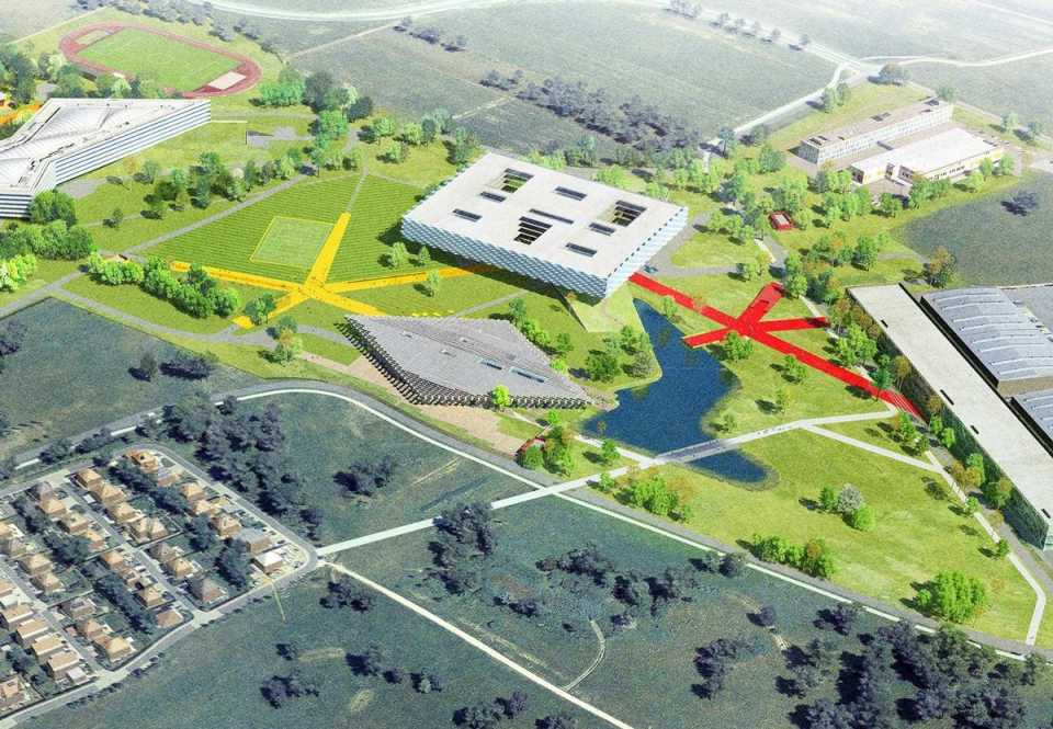 Adidas раскрыл планы преображения штаб-квартиры в Баварии