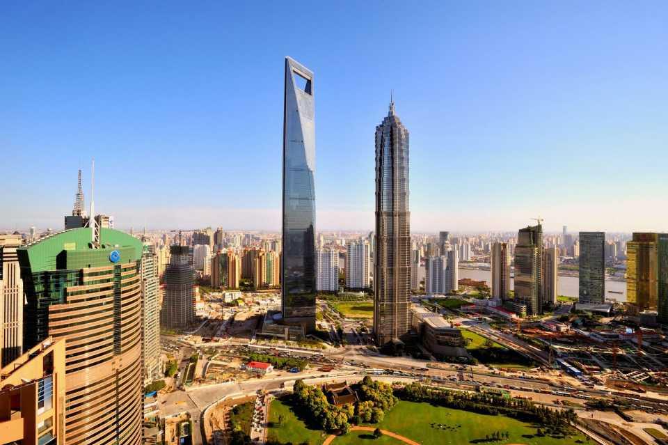 Шанхайский всемирный финансовый центр