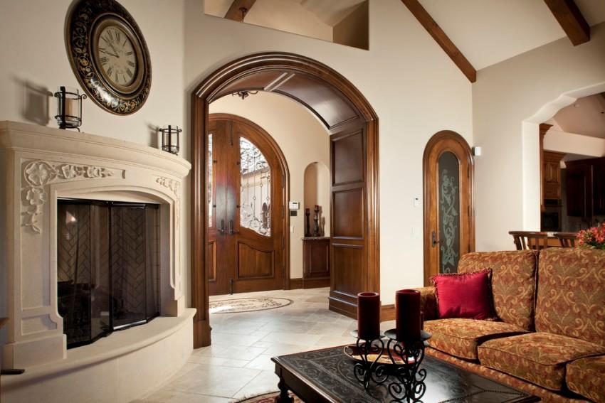 Дверные межкомнатные арки: виды и материалы. Рекомендации по выбору межкомнатной арки