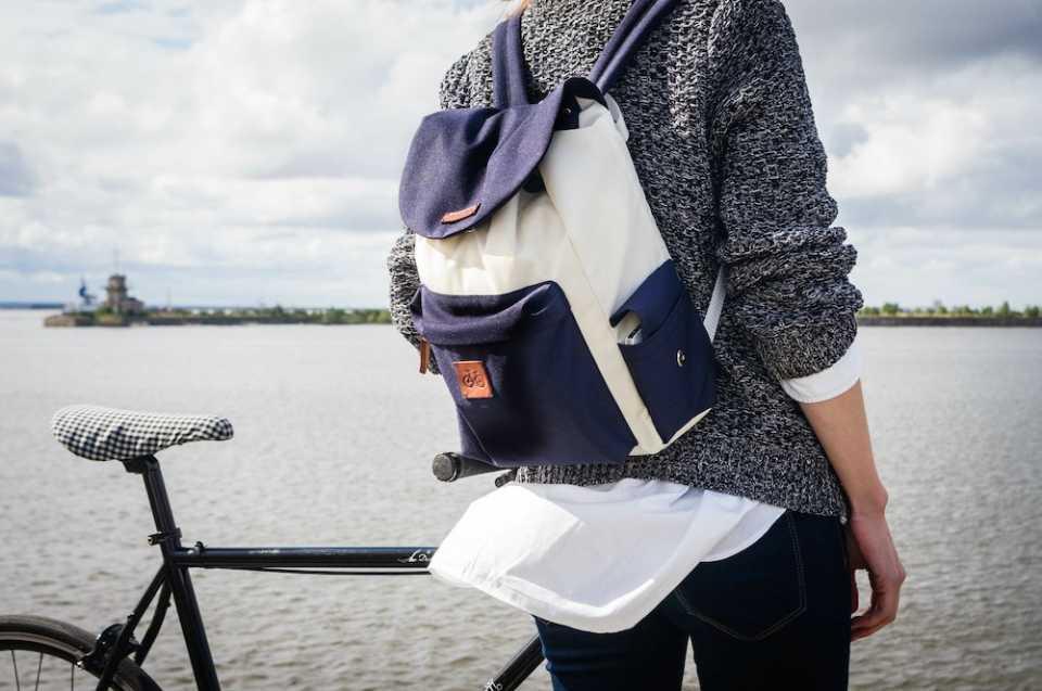 Практичный и функциональный рюкзак для города
