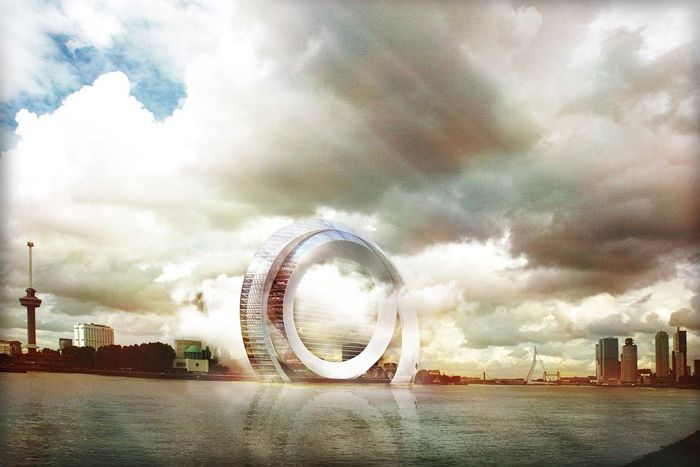 Arup присоединяется к работе над проектом «Голландского ветроколеса»