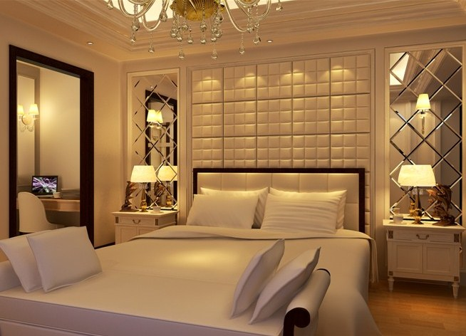 Стеновые панели для спальни