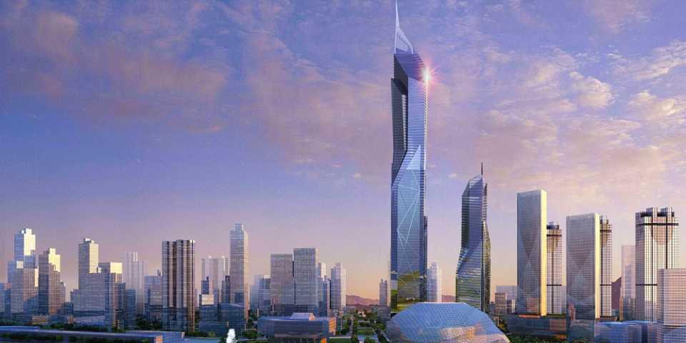 Башня Цзыфэн