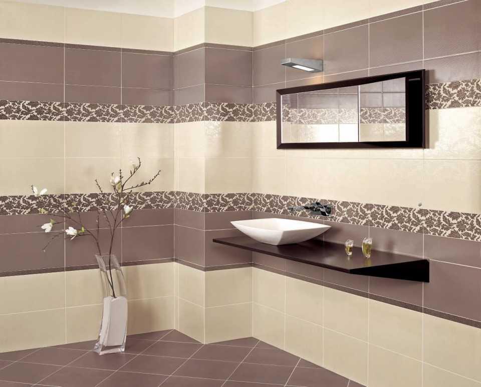Плитка для ванной: как ее выбрать?