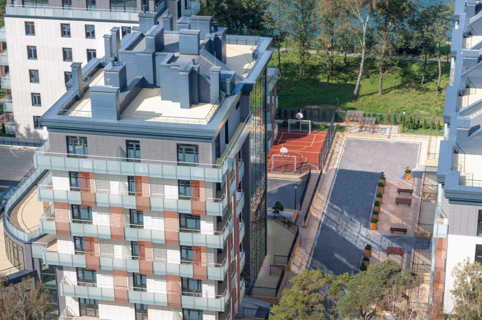 В светлогорском ЖК «Раушен-престиж» остались последние квартиры