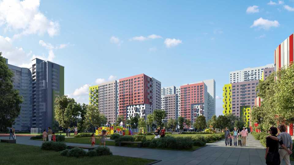 ЖК «Царицыно»: недвижимость, доступная каждому
