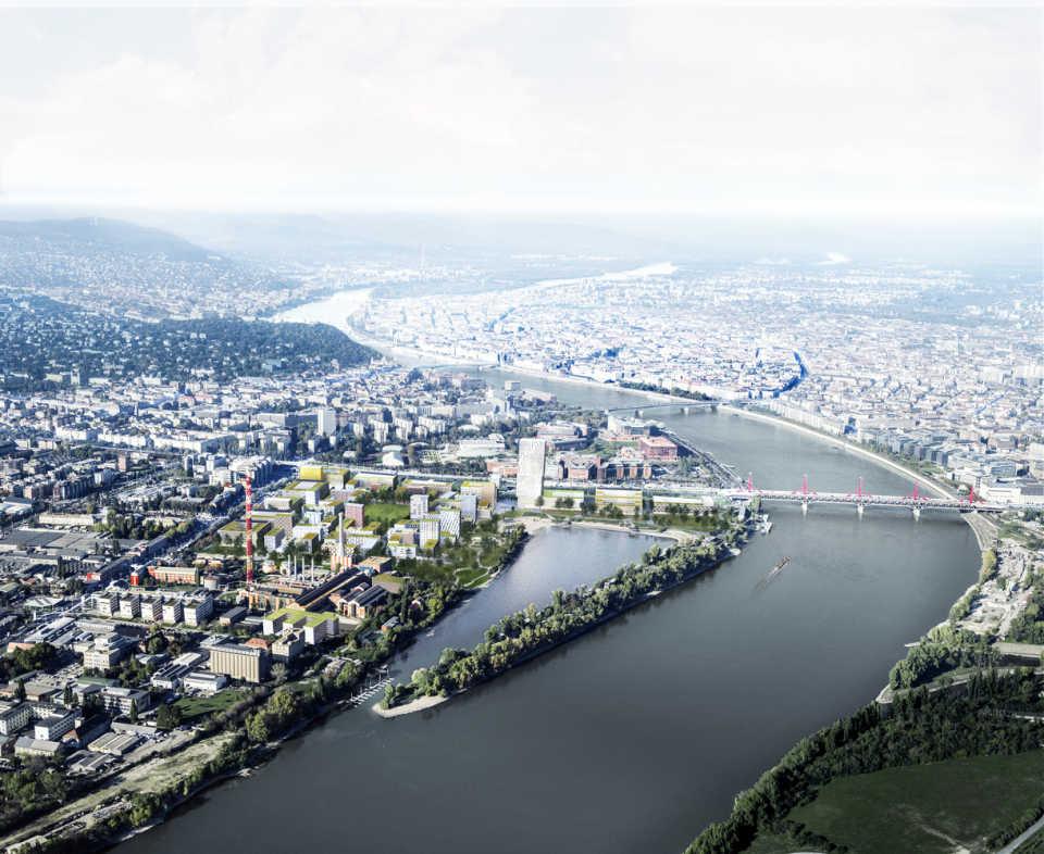 В Будапеште начинается самое крупное строительство за последние 30 лет