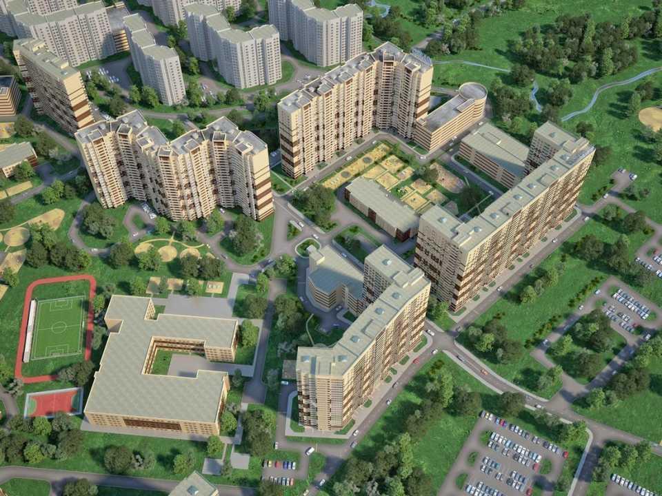 Как влияет инфраструктура на привлекательность покупаемого жилья