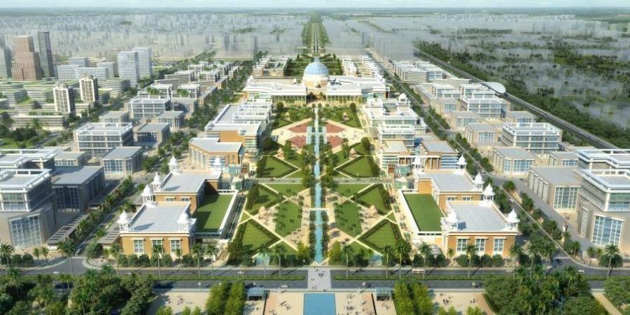 Первую «умную» столицу Индии будет строить CH2M