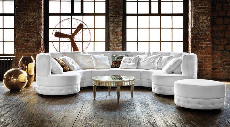 Стильные и практичные диваны. Как выбрать лучший?