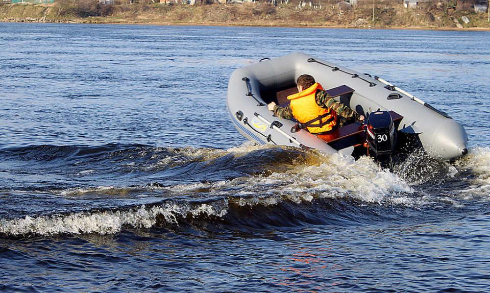 Надувные лодки Fregat