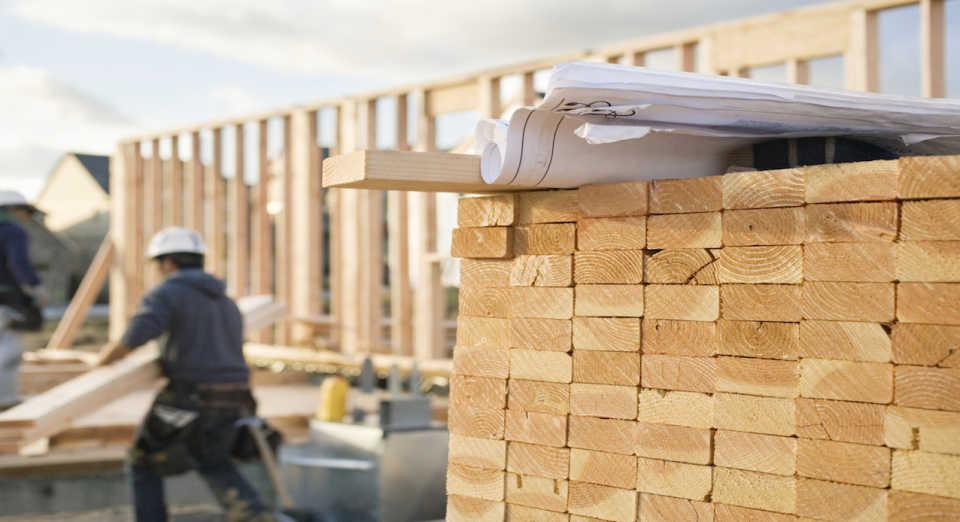 Услуги по снабжению строительных объектов