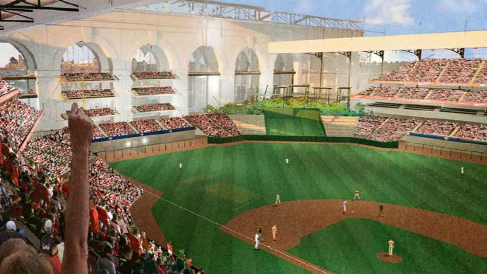 HKS будет разрабатывать дизайн стадиона Texas Rangers, стоимость которого оценивается в $1 млрд