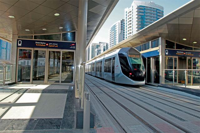 Aecom и Systra будут участвовать в расширении сети трамвайных линий Дубая