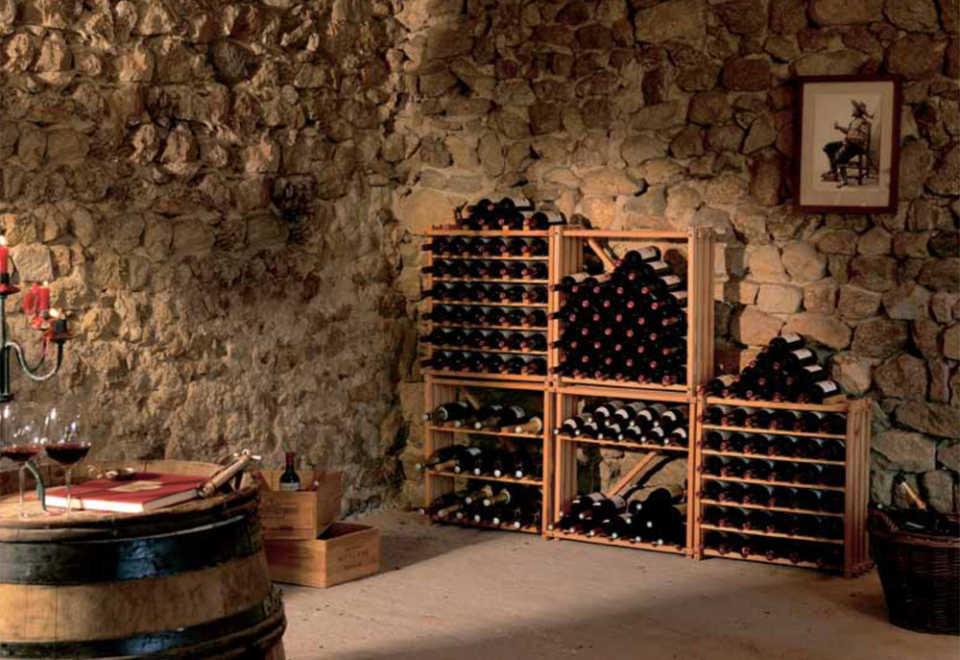 Как оборудовать винный погреб