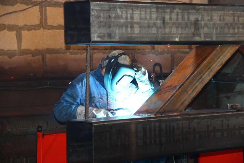 Технологии сварки металлоконструкций и их особенности