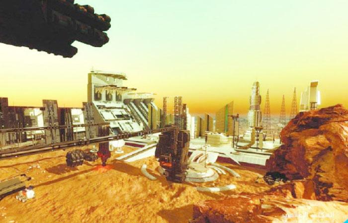 ОАЭ: «К 2117 мы построим город на Марсе»