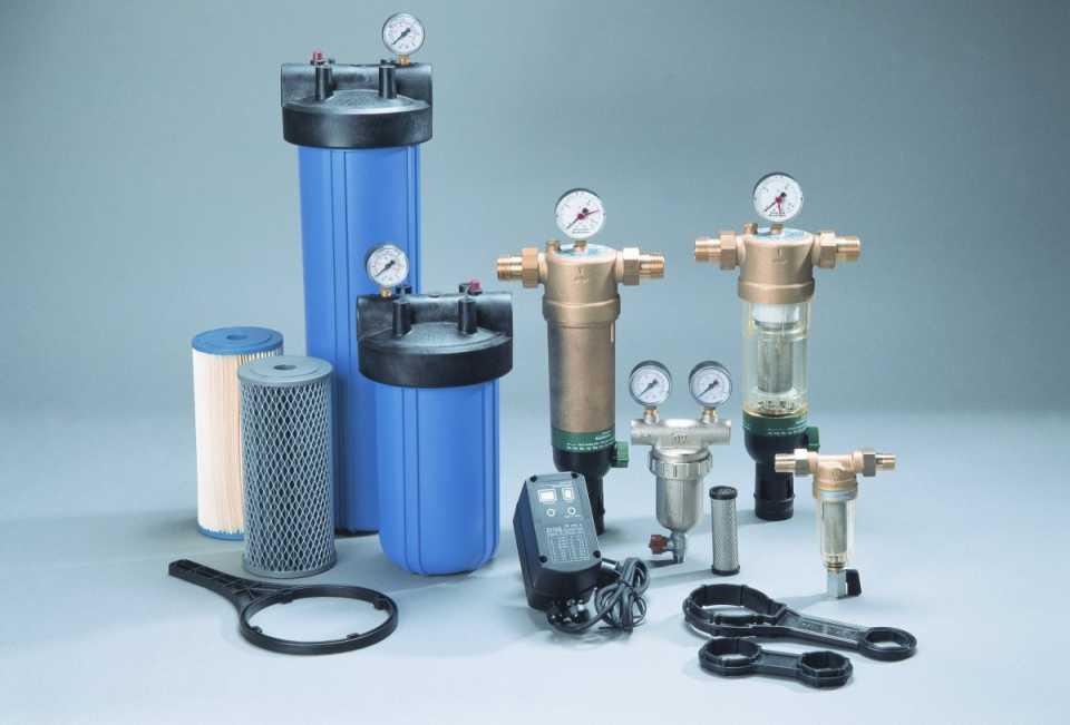 Фильтры для очистки воды в Киеве