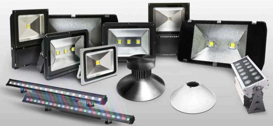 Светодиодные прожектора — тренд нашего времени