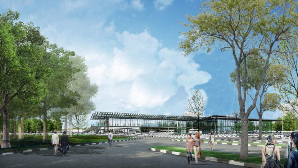 ТПУ «Технопарк» будет строиться в два этапа