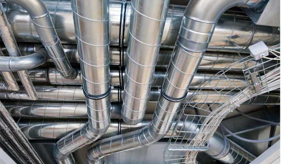 Оцинкованные воздуховоды: достоинства и особенности