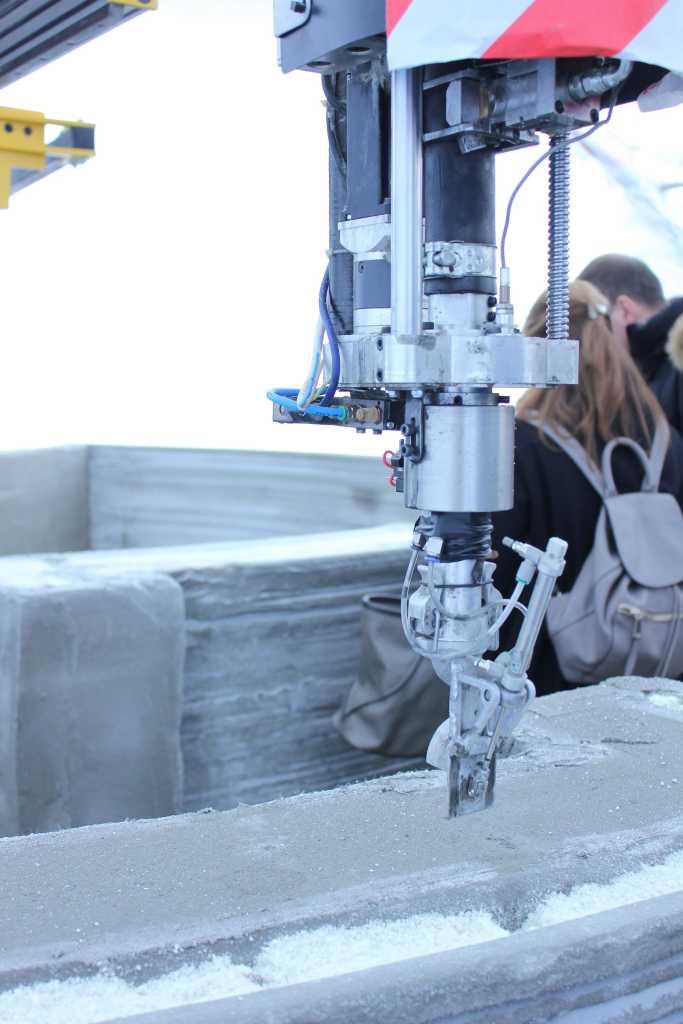 ТехноНИКОЛЬ разработала решения для строительной 3D печати