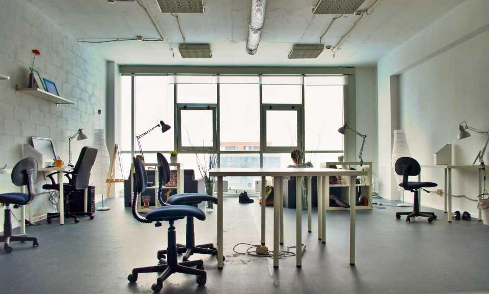 Почему офис лучше коворкинга?
