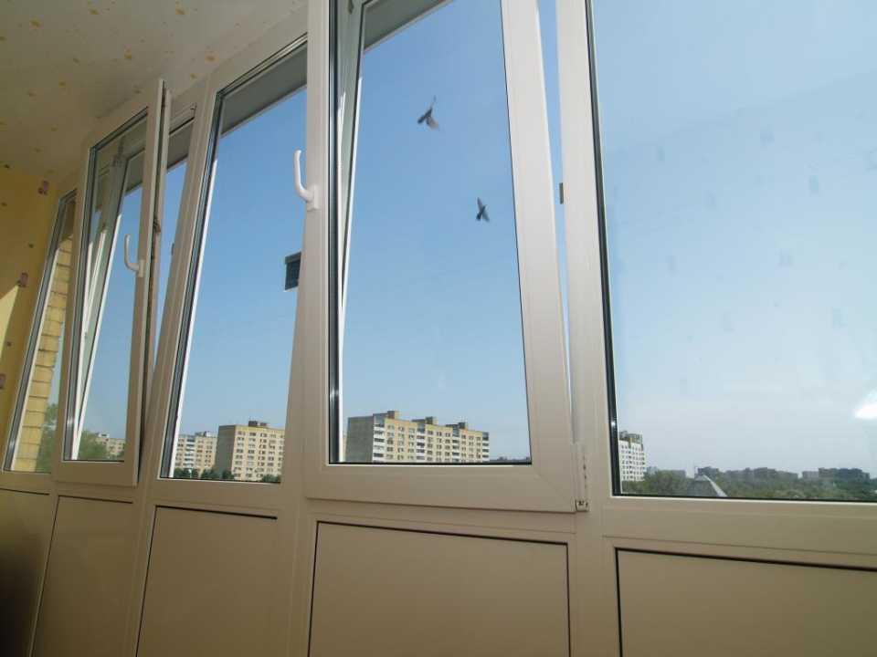 Типичные ошибки при остеклении балкона П-44Т