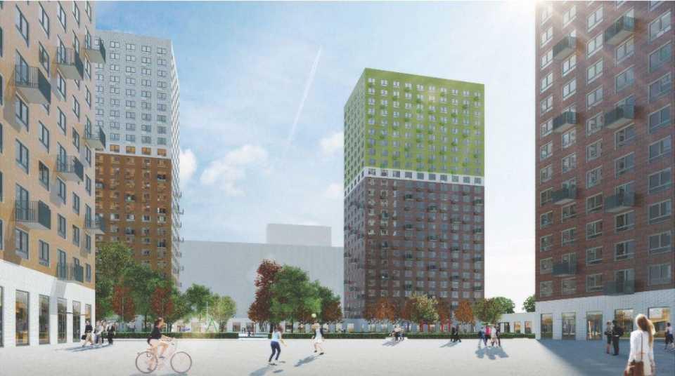 В Солнцево утверждены проекты жилых домов новых панельных серий