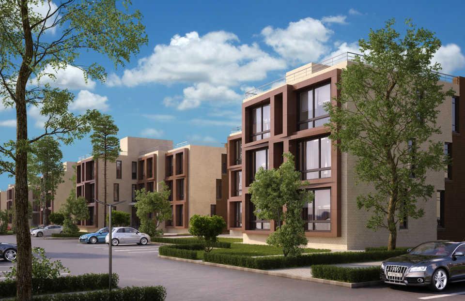 Квартиры в малоэтажных жилых комплексах: преимущества и недостатки