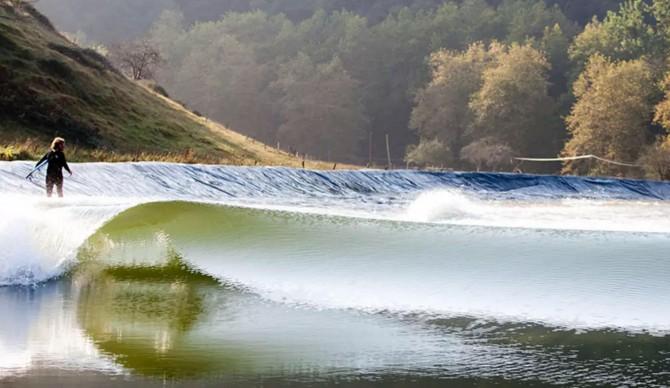 Карьер в Эдинбурге предлагается превратить в водоем для серфинга