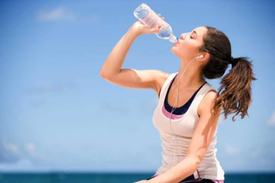 Сколько пить воды в день?