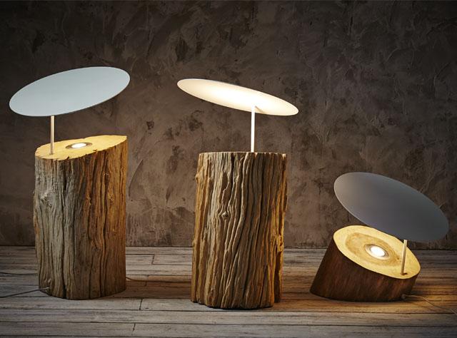 O'THENTIQUE: освещение в стиле эко