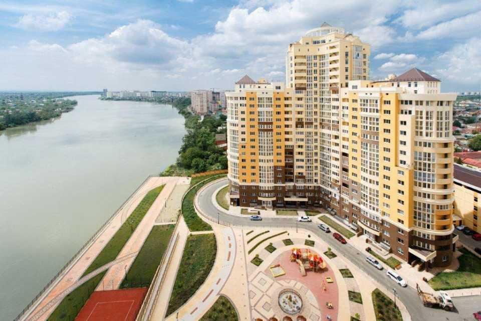 Покупка квартиры в Краснодаре