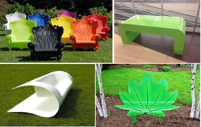 Как выбрать садовую скамейку: выбор материала, идеи и советы