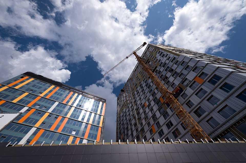 Квартиры в новостроях: преимущества и особенности