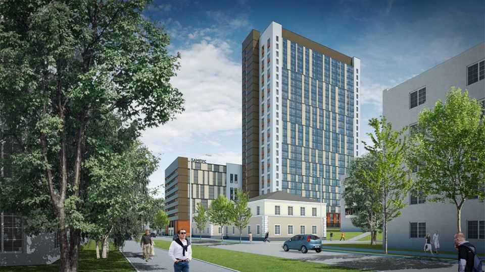 Достойная жизнь в квартирах и апартаментах от ГК ТЭН