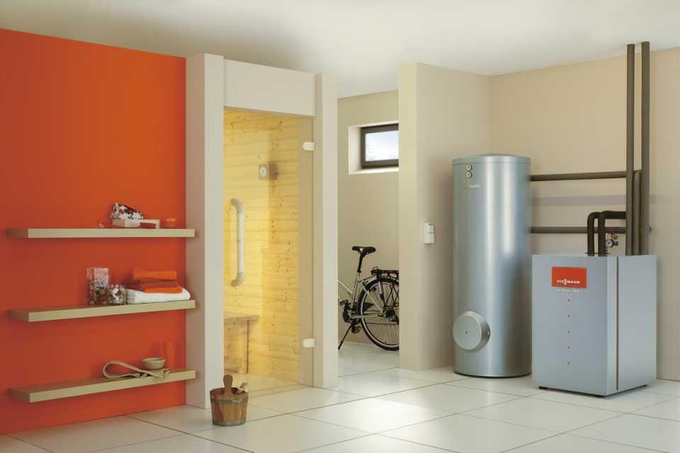 Газовый котел для отопления загородного дома
