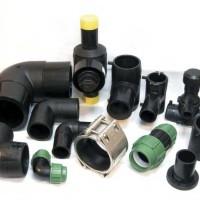 Виды и классификации фитингов для ПНД труб